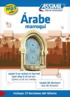el arabe marroqui de bolsillo-ben alaya wahid-9782700506242