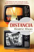 distancia (ebook)-beatriz rivas-9786070715242