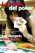 la reina del poker (ebook)-leo margets-pablo del palacio-9788408107842