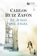 el juego del angel-carlos ruiz zafon-9788408163442