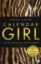 calendar girl 3 audrey carlan 9788408173342