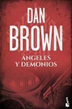 angeles y demonios-dan brown-9788408175742