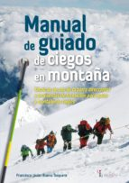 Descarga gratuita ebook isbn Manual de guiado de ciegos en montaña