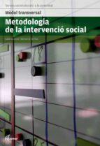 metodologia de la intervenció social-9788415309642