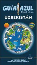 uzbekistan 2016 (guia azul)-9788416408542