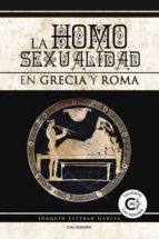 la homosexualidad en grecia y roma (ebook)-joaquin esteban garcia-9788417164942