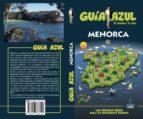 menorca 2018 (guia azul) 7ª ed. 9788417368142