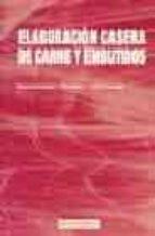 elaboracion casera de carne y embutidos-eberhard schiffner-9788420008042