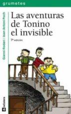 las aventuras de tonino el invisible-gianni rodari-9788424600242