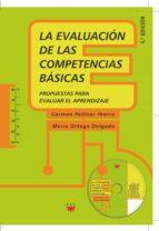 la evaluacion de las competencias basicas-carmen pellicer iborra-9788428821742