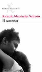 el corrector-ricardo menendez salmon-9788432212642