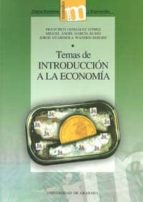 temas de introduccion a la economia francisco gonzalez gomez 9788433851642