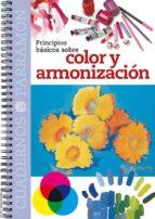 principios basicos sobre color y armonizacion 9788434225442