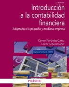 introducción a la contabilidad financiera (ebook)-carmen fernández- cuesta-cristina gutiérrez lópez-9788436837742