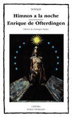 himnos a la noche ; enrique de ofterdingen-9788437610542