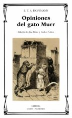opiniones del gato murr-ernst theodor amadeus hoffman-9788437615042