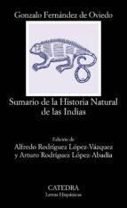 sumario de la historia natural de las indias (ebook)-gonzalo fernandez de oviedo-9788437635842