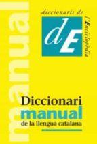 diccionari manual de la llengua catalana-9788441218642