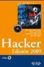 hacker. edicion 2009 9788441524842
