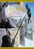 el señor de los anillos iii: el retorno del rey (tapa dura lujo)-j.r.r. tolkien-9788445073742