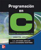 programacion en c (2ª ed.) 9788448198442