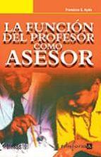 la funcion del profesor como asesor-9788466550642