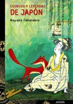 cuentos y leyendas de japon amparo takahashi 9788466784542
