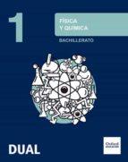 inicia fisica y quimica 1º bachillerato libro del alumno 9788467393842