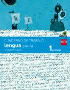 cuaderno lengua 3º trimestre pauta savia 1º educacion primaria ed 2014 castellano 9788467570342