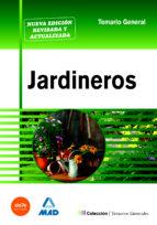 jardineros. temario general. 9788467636642