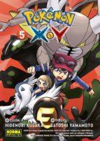 pokemon x-y 5-hidenori/yamamoto,satoshi kusaka-9788467928242