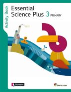 essential science plus 3 activity book-9788468013442