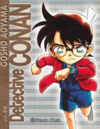 detective conan nº 20 (nueva ed.) gosho aoyama 9788468478142