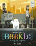 las aventuras de beekle: el amigo (no) imaginario-dan santat-9788469604342