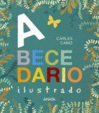 abecedario ilustrado carles cano 9788469808542