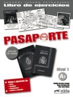 pasaporte nivel 1 (a1): libro de ejercicios-oscar cerrolaza gili-9788477113942