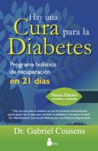 hay una cura para la diabetes gabriel cousens 9788478088942
