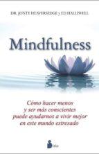 mindfulness jonty heaversedge 9788478089642