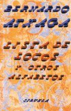 lista de locos y otros alfabetos (2ª ed)-bernardo atxaga-9788478443642
