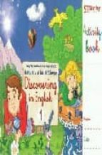 discovering in english 1: natural and social science: activity bo ok: primary 1-lucy reynolds-carole ann beszant-9788478734542