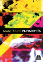 manual de pliometria gilles cometti 9788480199742