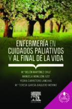 enfermeria en cuidados paliativos y al final de la vida b. martinez cruz 9788480867542