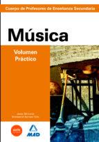 musica, especifico para profesores de educacion secundaria. prueb a practica 9788483117842
