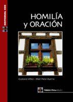 homilía y oración. ciclo c (ebook)-gustavo vélez vázquez-mari patxi ayerra rodríguez-9788490235942