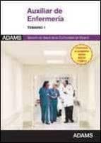 auxiliar de enfermeria servicio de salud de la comunidad de madri d: temario 1 (sermas) 9788490251942