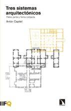 tres sistemas arquitectonicos: patios, partes y forma compacta-anton capitel-9788490972342