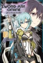 sword art online phantom bullet nº 01/03  (manga) reki kawahara 9788491461142