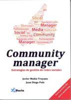 community manageger javier muñiz troyano 9788494009242