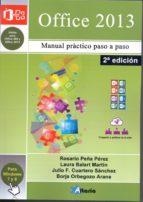 office 2013 rosario peña perez 9788494106842