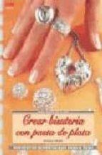 crear bisuteria con pasta de plata-chantal negro-9788496550742